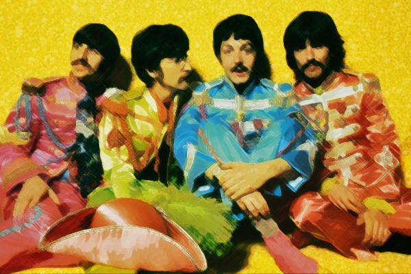 Destaque - The Beatles - Poiesis